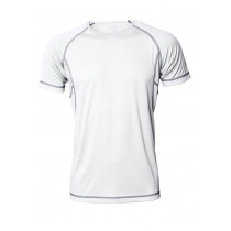 Game Active t-shirt, flatlock