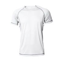 Game Active t-shirt, flatlock