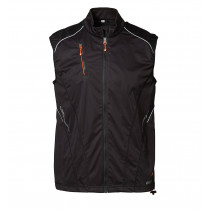 Man Soft Shell Running Vest