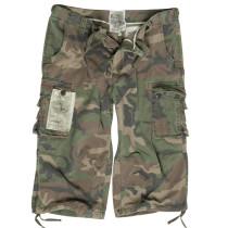 Air Combat 3/4 Pants