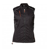 Woman Soft Shell Running Vest